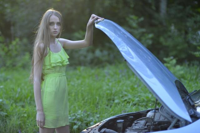 オーバーヒートした車・賢い人は修理しないで売却している?